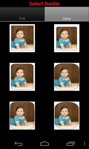 Photo Borders - Imagem 2 do software