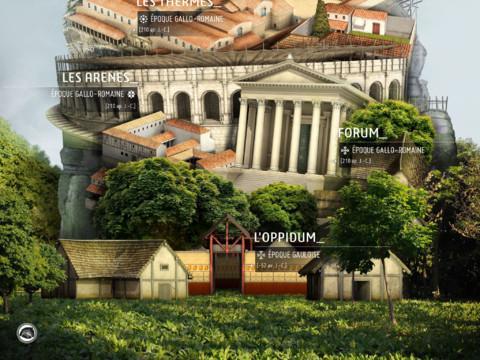 Paris 3D Saga - Imagem 1 do software