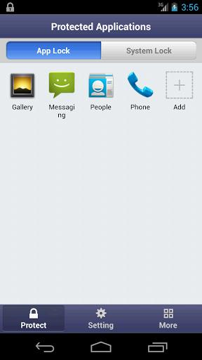 Smart AppLock (App Protector) - Imagem 1 do software