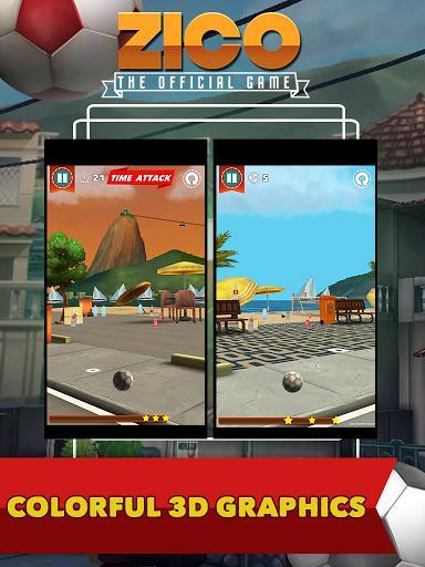 Zico: The Official Game - Imagem 1 do software