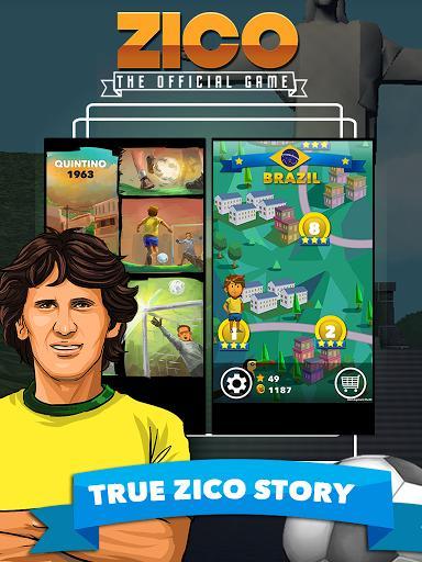 Zico: The Official Game - Imagem 2 do software