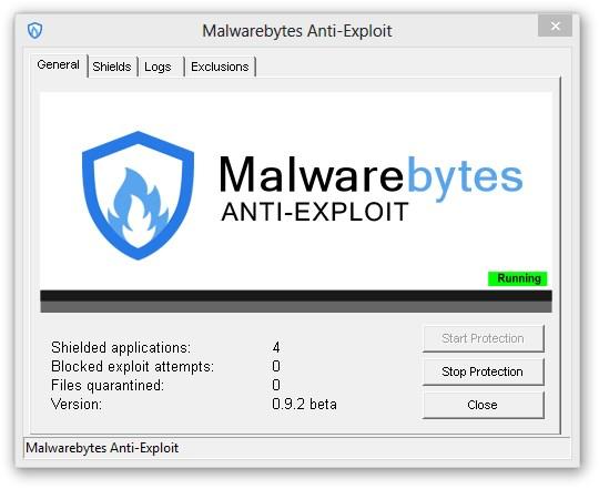 Malwarebytes Anti-Exploit.