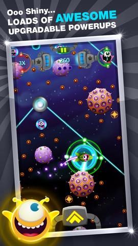 The Ories: Super Space Monsters! - Imagem 2 do software