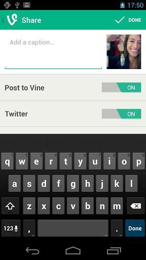 Vine - Imagem 2 do software