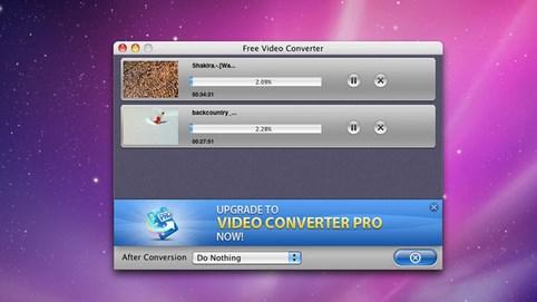 Free Video Converter - Imagem 1 do software