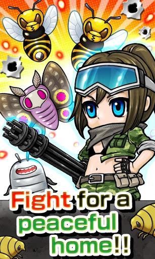 Bugs Army! [Free Shooter Game] - Imagem 1 do software