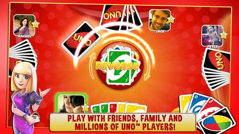 UNO & Friends: The Classic Card Game Goes Social! - Imagem 1 do software