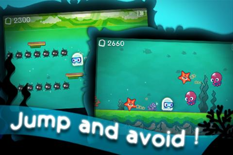 Crazy Jelly Fish - Imagem 1 do software