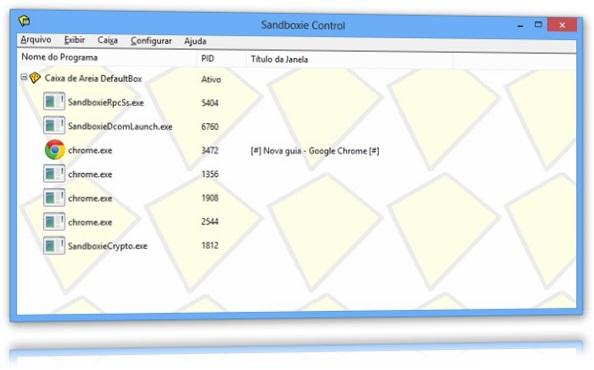 Sandboxie Download para Windows Grátis
