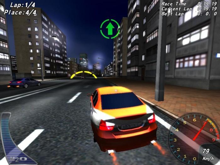 Night Street Racing.