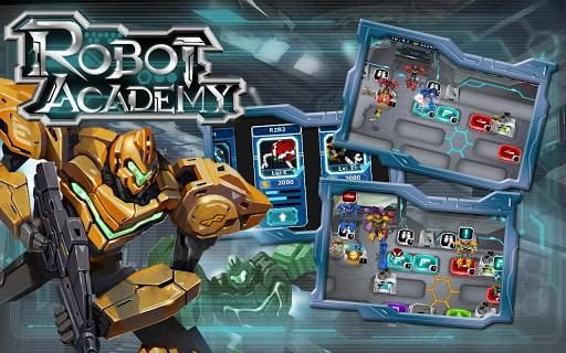 Robot Academy - Imagem 1 do software