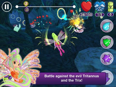 Winx Sirenix Power - Imagem 1 do software