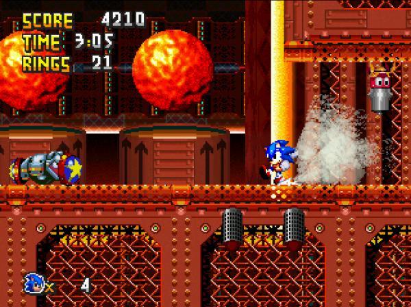 Sonic After the Sequel - Imagem 1 do software