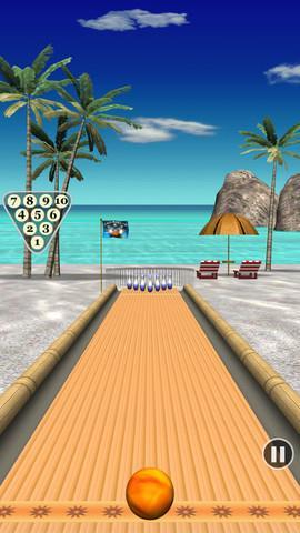 Bowling Paradise FREE - Imagem 1 do software
