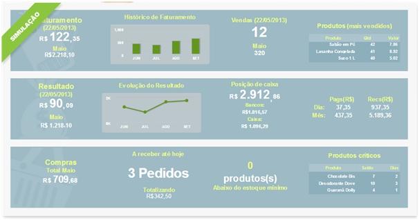 MarketUP - Imagem 2 do software