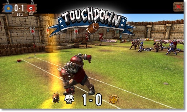 Blood Bowl.