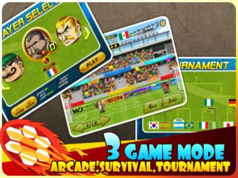 Head Soccer - Imagem 1 do software