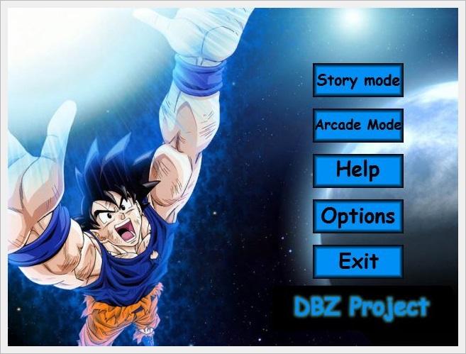 Dragon Ball Z Project - Imagem 1 do software
