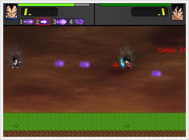 Dragon Ball Z Project - Imagem 2 do software