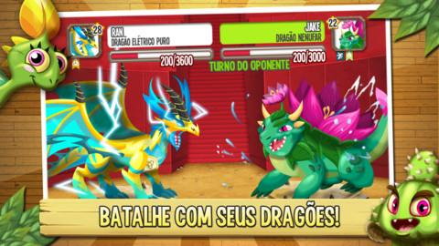 Dragon City Mobile - Imagem 1 do software