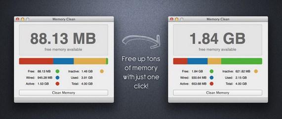 Memory Clean - Imagem 1 do software