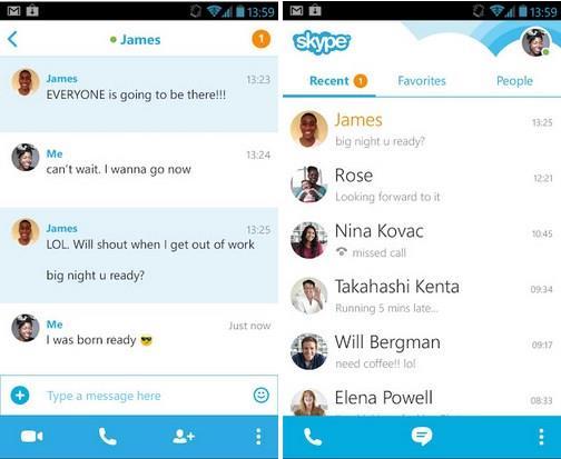 O já famoso Skype