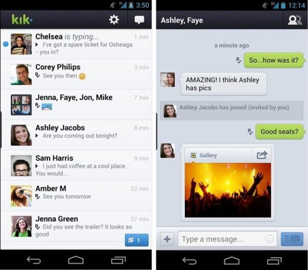 O Kik Messenger pode ser a ferramenta que você procura
