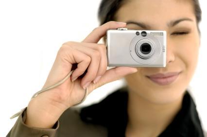 Máquinas fotográficas portáteis