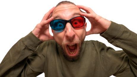 Óculos 3D também podem enfrentar a extinção