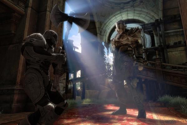 Infinity Blade II foi baixado por 5,7 milhões de pessoas em semana grátis