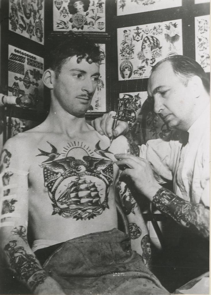 Você Sabe Quais São As Origens Da Tatuagem Mega Curioso