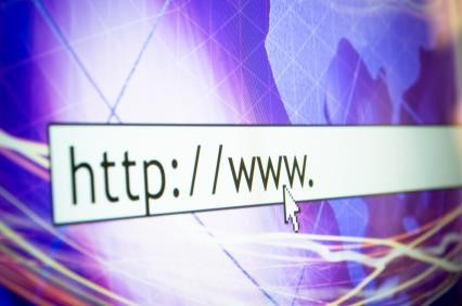 Acessando a internet