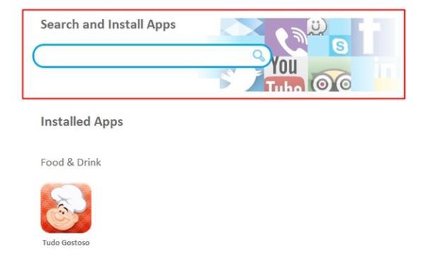 Instalando apps