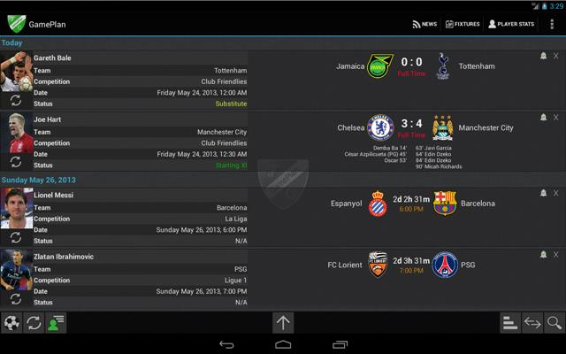 GamePlan Soccer Calendar - Imagem 1 do software