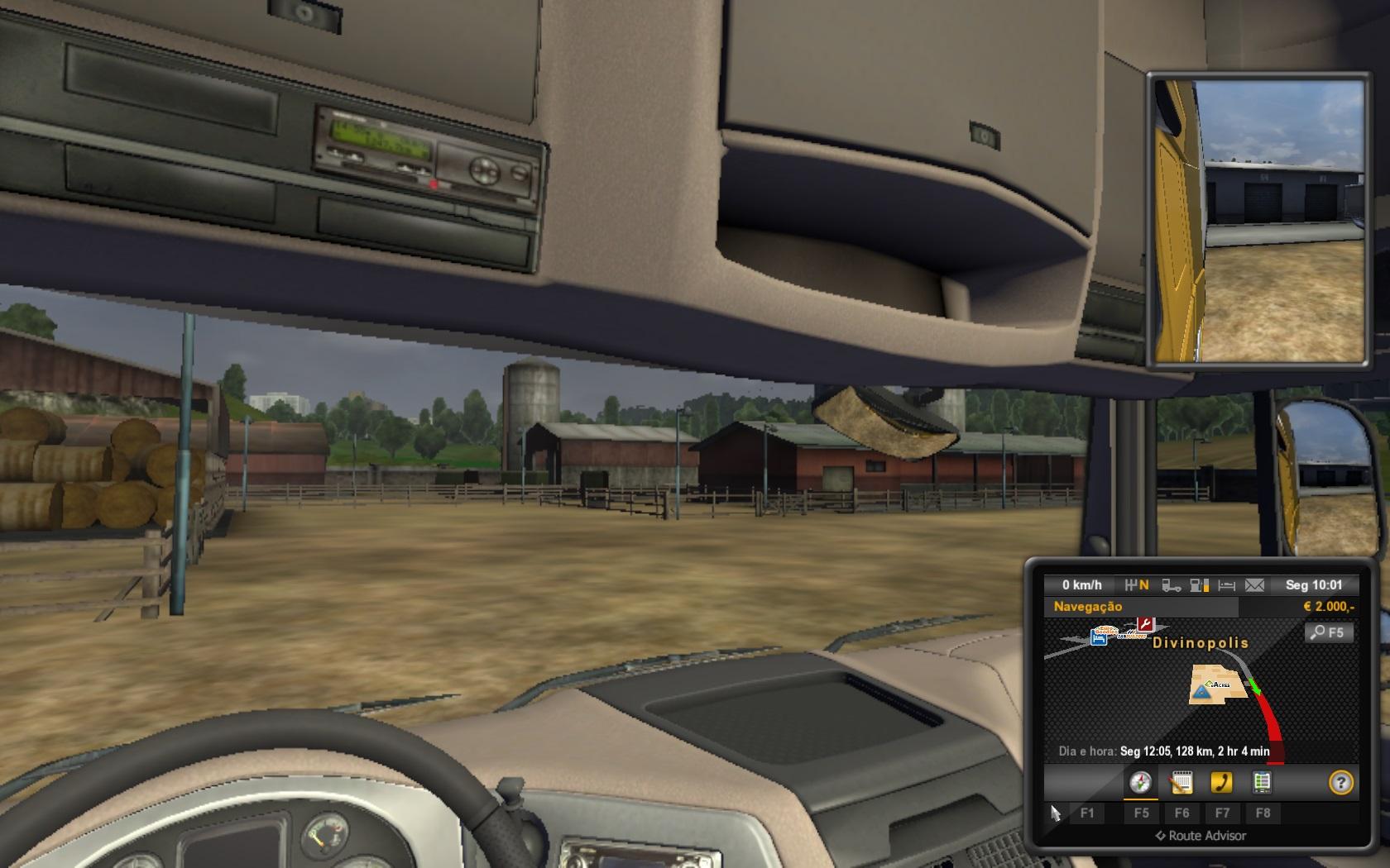Download mod brasil para euro truck simulator