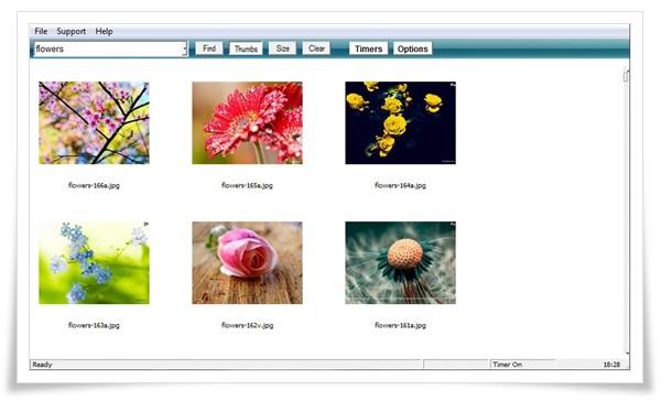 Automatic Wallpapers Fetcher + Changer - Imagem 1 do software