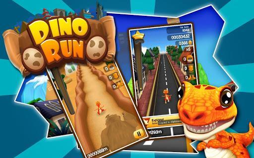 Dino Run: Jurassic Escape - Imagem 1 do software