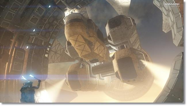 3DMark - Imagem 3 do software