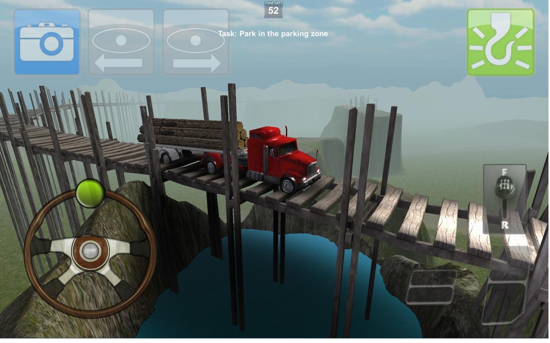 Parking Truck Deluxe - Imagem 1 do software