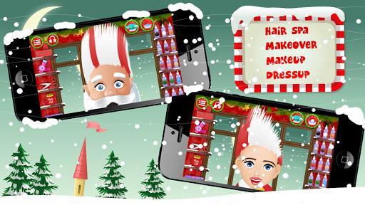 Santa Hair Saloon - Imagem 1 do software