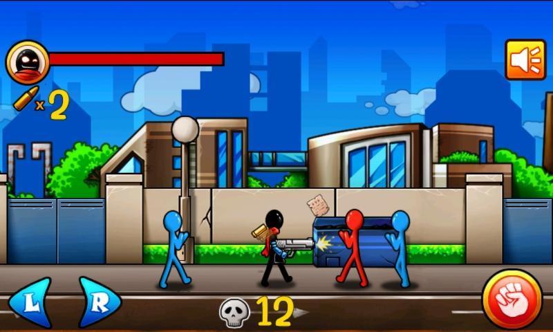 Super Stickman Survival - Imagem 1 do software