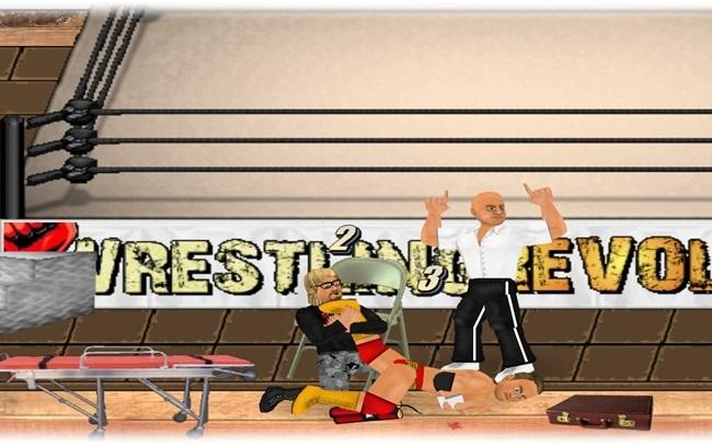 Wrestling Revolution - Imagem 2 do software