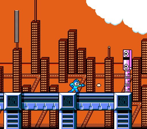 Mega Man Revolution.