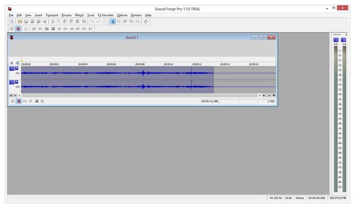 programa sound forge 9.0 baixaki