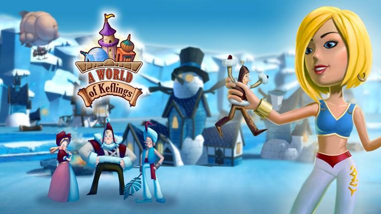 A World of Keflings - Imagem 1 do software