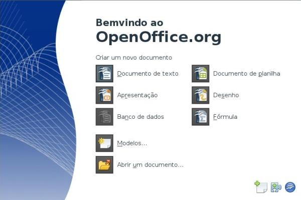 Apache OpenOffice.org - Imagem 2 do software