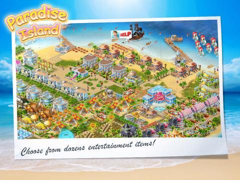 Paradise Island HD - Imagem 2 do software