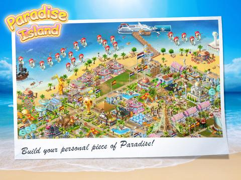Paradise Island HD - Imagem 1 do software