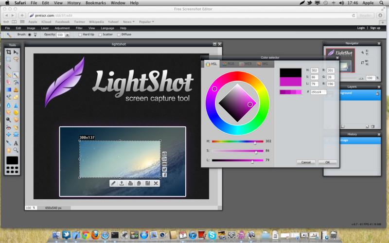 Lightshot Screenshot - Imagem 2 do software