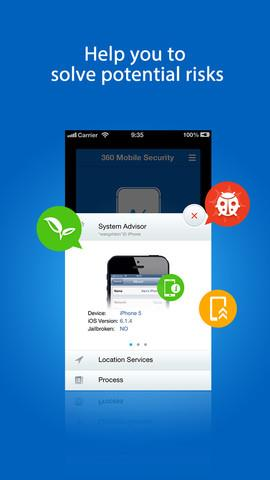 360 Mobile Security - Antivirus - Imagem 2 do software